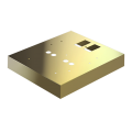 Основание для вертикальной установки тепловых завес Ballu BHC-DB-MG