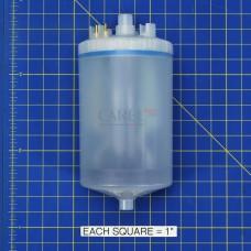 Паровой цилиндр неразборный с электродами BL0T1D00H2 для увлажнителя Carel