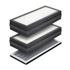 Комплект сменных фильтров для  бризера Бризер Tion O2  (F7+Н11+АК)