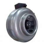 Вентилятор канальный круглый ВК-100