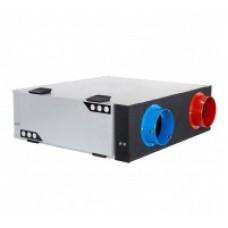 Приточно-вытяжная установка с рекуперацией тепла  KWW-180